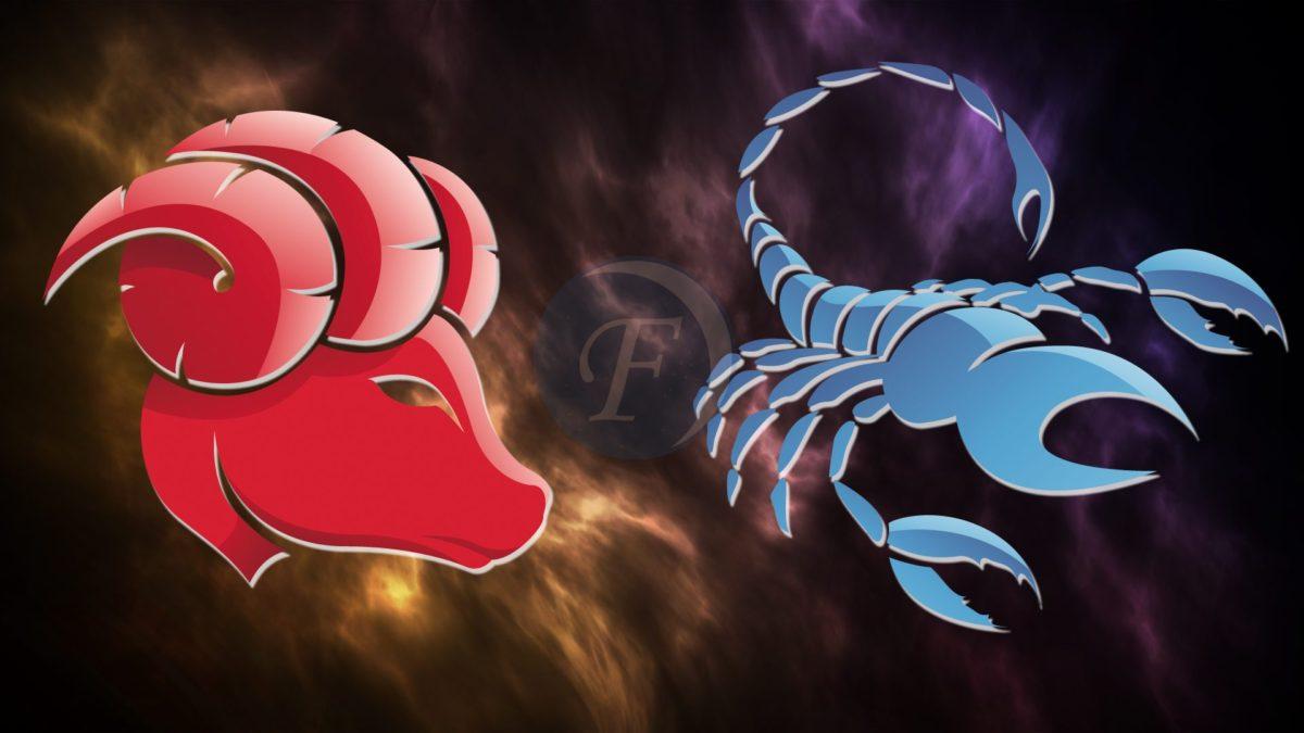 Совместимость Овен и Скорпион