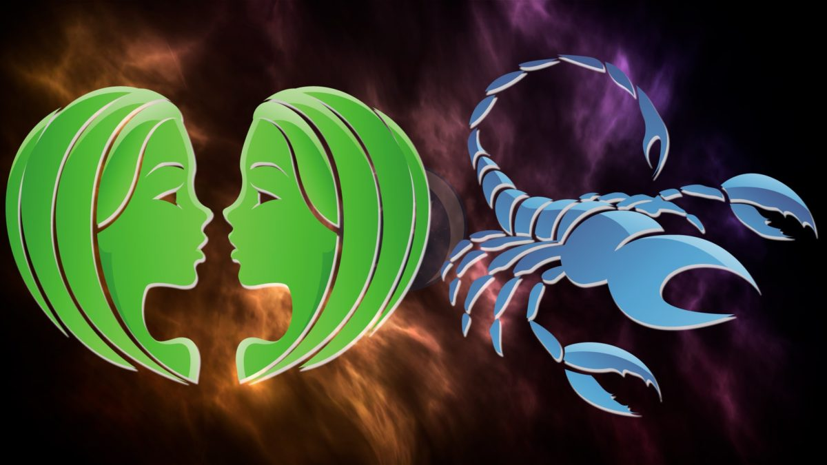 Совместимость Близнецы и Скорпион