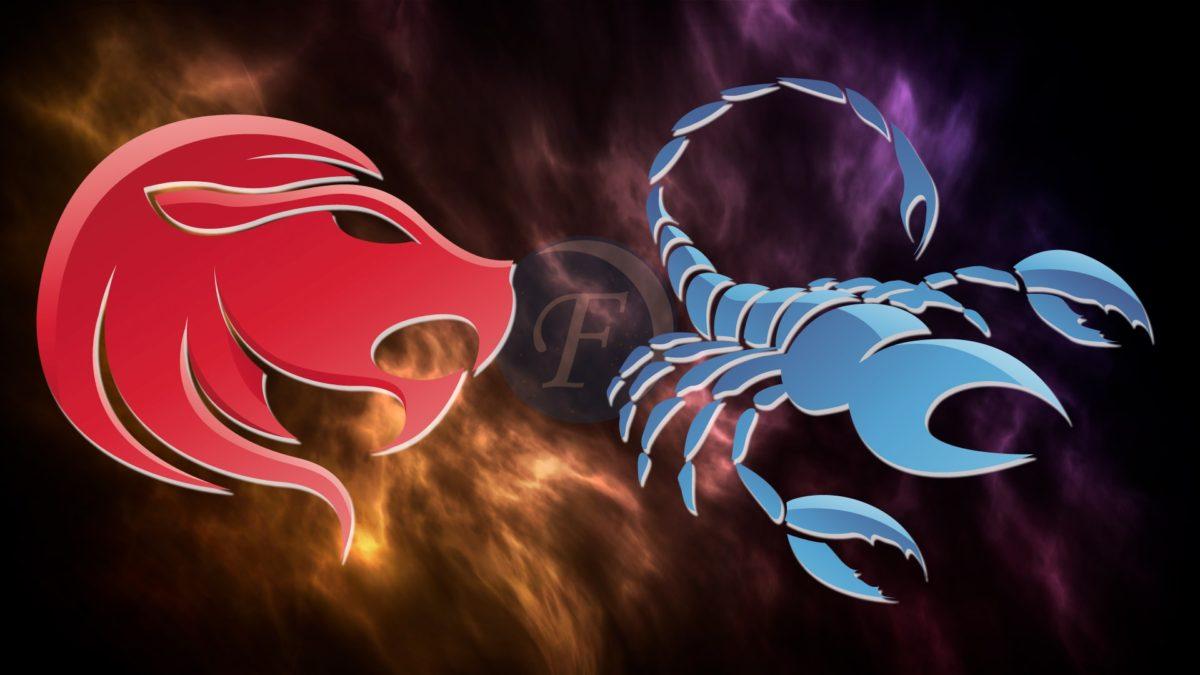 Совместимость Лев и Скорпион