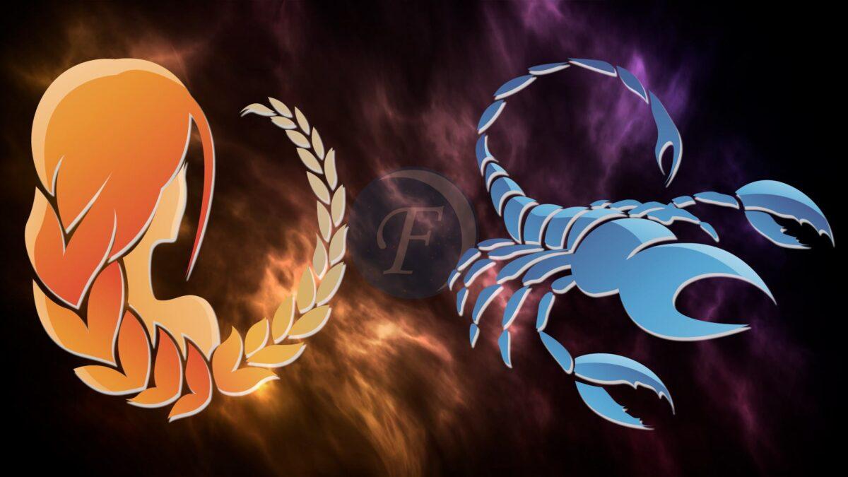 Совместимость Дева и Скорпион