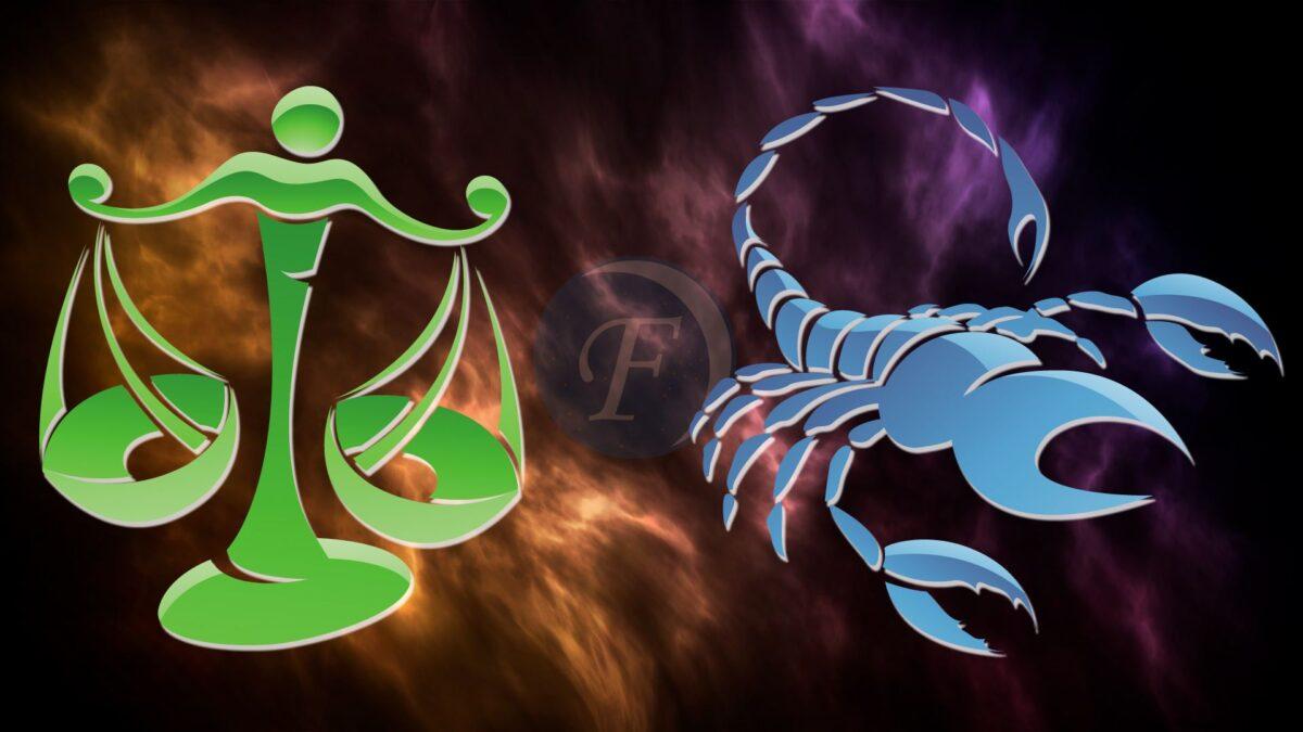 Совместимость Весы и Скорпион