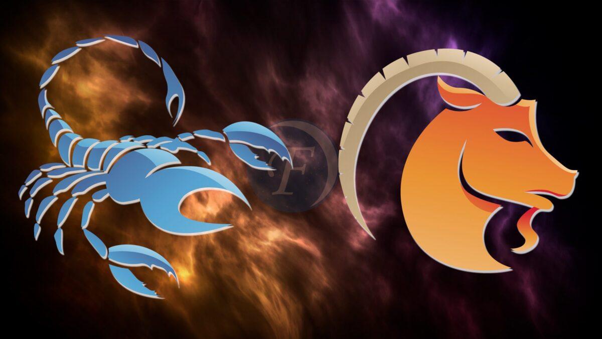 Совместимость Скорпион и Козерог